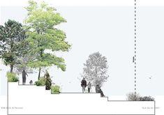 Galeria de Projeto Urbano: City Dune, a praça privada - 17