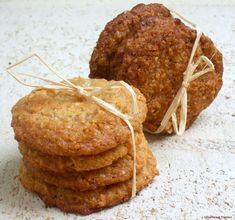 Biscuits Anzacs et Anzac day