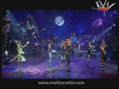 """The Cats at the Jellicle Ball from the movie version of Andrew Lloyd Webber's """"CATS""""."""