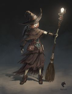ArtStation – Cecilia The Blinded Witch, Pat Suchatsirikul – My CMS Witch Characters, Dungeons And Dragons Characters, Fantasy Characters, Fantasy Character Design, Character Design Inspiration, Character Art, Character Ideas, Fantasy Witch, Witch Art
