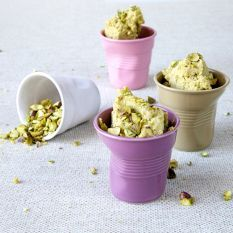 If you love ice cream as much as we do then this round-up of our best ice cream recipes is where you want to be. A world of flavour awaits you. Yummy Ice Cream, Love Ice Cream, Ice Cream Recipes, Pistachio Ice Cream, New Flavour, Frozen Treats, Frozen Yogurt, Dog Food Recipes, Dessert Recipes