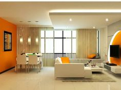 3D Bamboo Wall EcoTiles in Living Room   Ceiling Tile Ideas ...