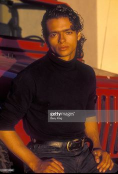 robby rosa | Robi Rosa (Robi Draco Rosa) during Robi Draco Rosa Portrait Shoot in ...