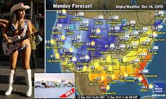 Temperatures records expected to be melted across the country