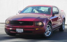 2005 Ford Mustang, 92,366 miles, $8,991.