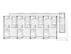 Gustau Gili | 16 viviendas en el Forum | Barcelona, España | 2014