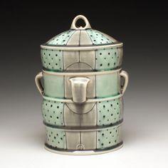 Doug Peltzman storage jar