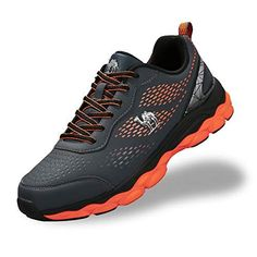 Men/'s Elastic Running Shoes Outdoor Sports Trail Sneakers Big Size 10 11 Fashion