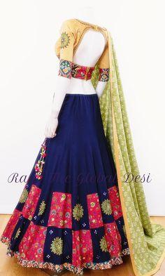 Garba Dress, Navratri Dress, Lehnga Dress, Bandhani Dress, Choli Designs, Kurta Designs Women, Lehenga Designs, Blouse Designs, Indian Bridal Fashion