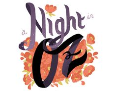 A Night in Oz on Behance