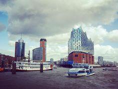 #Hamburg  Coole Stadt!  #Deutschland #germany
