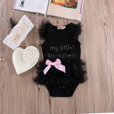 Product Specifics Department Name:BabyItem Type:BodysuitsModel Length(cm):SleevelessFit:Fits true to size, take your normal sizeStyle:FashionCollar:O-NeckPattern Type:Solid Description Newest Fashion Baby Girls Bodysuit Dress ! Baby Girl Clothes Sale, Baby Girl Skirts, Cute Baby Girl Outfits, Newborn Girl Outfits, Toddler Girl Outfits, Cute Baby Clothes, Kids Outfits, Baby Dress, Baby Girls