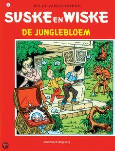 97 - Suske en Wiske - De junglebloem