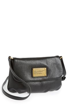 MARC BY MARC JACOBS 'Classic Q - Flap Percy' Satchel available at #Nordstrom
