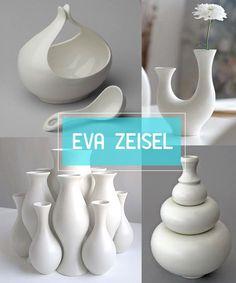 Eva Zeisel...everything she designed is gentle.