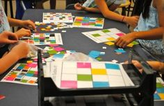 Color sudoku the teaching palette education рисунки, дизайн, дети. Art Classroom Management, Classroom Games, Classroom Ideas, Art Sub Plans, Art Lesson Plans, High School Art, Middle School Art, Sudoku, Fun Brain