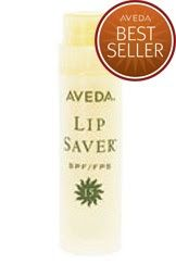 Aveda Lip Saver, I don't leave home without it.