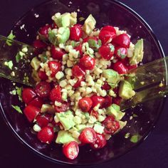 My Favorite Summer Salad - WhatWouldGwynethDo