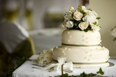 8 Tips On How To Choose Your Wedding Cake Designs
