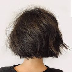 Stay Glamour: 14 Most Popular Short Haircuts In 2019 Stylish Short Haircuts, Popular Short Haircuts, New Short Hairstyles, Girls Short Haircuts, Bob Hairstyles, Short Brown Haircuts, Short Dark Hair, Short Hair Cuts, Short Hair Styles