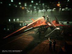 ADFX Falken - Ace combat Zero