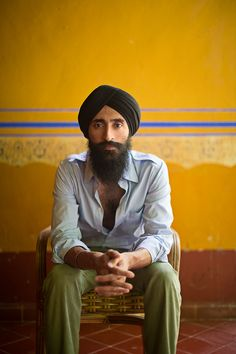 Photos: Exploring The Yucatán With Actor-Designer Waris Ahluwalia - Condé Nast Traveler