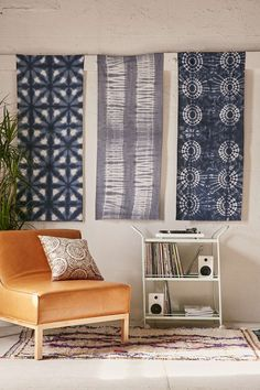 Shibori Dyed Tapestry - Urban Outfitters