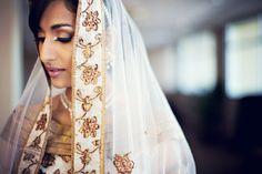 Athena Kalindi Photography via South Asian Bride Magazine