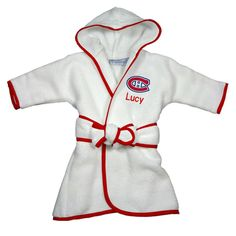 Our officially licensed personalized montreal canadiens bib and burp our officially licensed personalized montreal canadiens bib and burp cloth set is an excellent gift for any family with a new baby negle Images