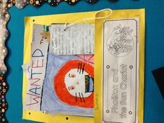 Literature Pockets: Pocket from our Greek Mythology Unit