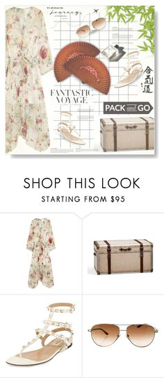 """It's All About The Journey..."" by desert-belle ❤ liked on Polyvore featuring Zimmermann, Pottery Barn, H&M, Valentino, Canterbury, STELLA McCARTNEY, Garance Doré, valentino, tokyo and zimmerman"
