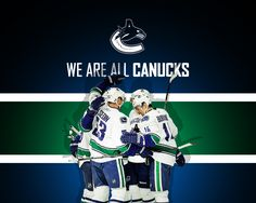 We Are All Canucks - tts wallpaper - Gallery - Canucks Community Hockey Teams, Ice Hockey, Hockey Baby, Sports Teams, Canada Hockey, Los Angeles Kings, Wallpaper Gallery, Vancouver Canucks, Win Or Lose