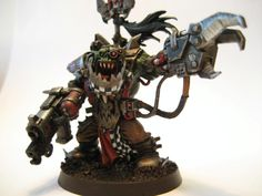 ork boss -assault on black reach