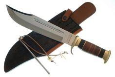 Учимся разбираться в ножах: Виды профилей клинка