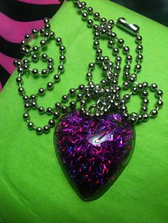 Holographic PurplePink Holgraphic Glitter by PulpStreetCreations, $5.00