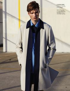 ARRAN SLY BY ZOLTAN TOMBOR FOR FASHIONISTO #6