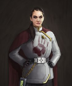 Navy Admiral, The Grim, Warhammer 40000, Space Marine, Monster Girl, Image Collection, My Images, Kittens, Sexy Women