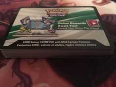 Lot 42 TCGO: Trading Card Game Pokemon XY Unused Online Pack Code Booster EX HTF