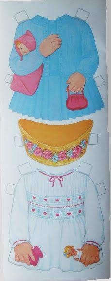 Paper Dolls~Schoolgirl Doll - Bonnie Jones - Picasa Webalbum
