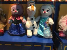 "BaB Elsa and Anna Outfits. shopDisney: Building a ""Frozen"" Bear"