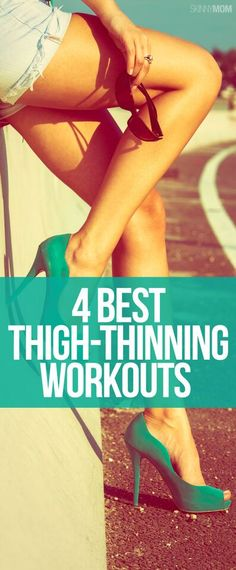 Thin your thighs with this slimming workout!