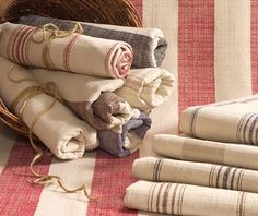 French Laundry look fabrics from Calico Corners
