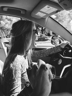 girlfriends | driving | windows down | sunnies