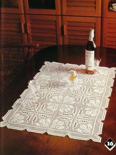 Gallery.ru / Фото #46 - Magic crochet № 15 - WhiteAngel