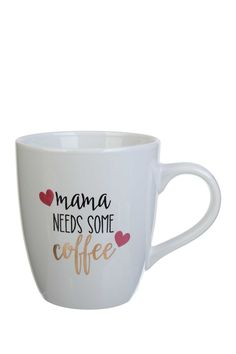 Mama Needs Coffee 25 oz. Jumbo Mug  Sponsored by Nordstrom Rack.