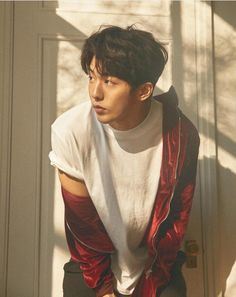 Korean Fashion Trends you can Steal – Designer Fashion Tips Nam Joo Hyuk Cute, Kim Joo Hyuk, Jong Hyuk, Nam Joo Hyuk Lee Sung Kyung, Nam Joo Hyuk Tumblr, Korean Star, Korean Men, Asian Actors, Korean Actors