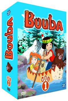 Bouba - Partie 1 - Coffret 4 DVD Editions IDP -18.99 euros (ne pas acheter l'intégrale de chez Kazé éditions : ce ne sont ni les bonnes voix ni le bon générique)