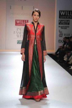 WLIFW A/W 2012, Priyadarshini Rao