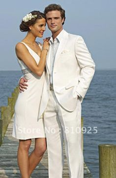 2012 classic men's clothing for fall wedding custom made suit for groom tuxedo white on AliExpress.com. $179.00