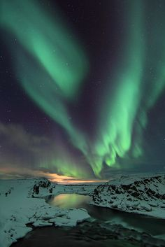 Northern lights Iceland----I have Always wanted to see the Northern lights